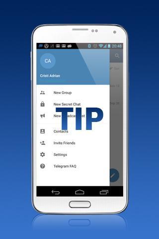 Tip for Telegram Free