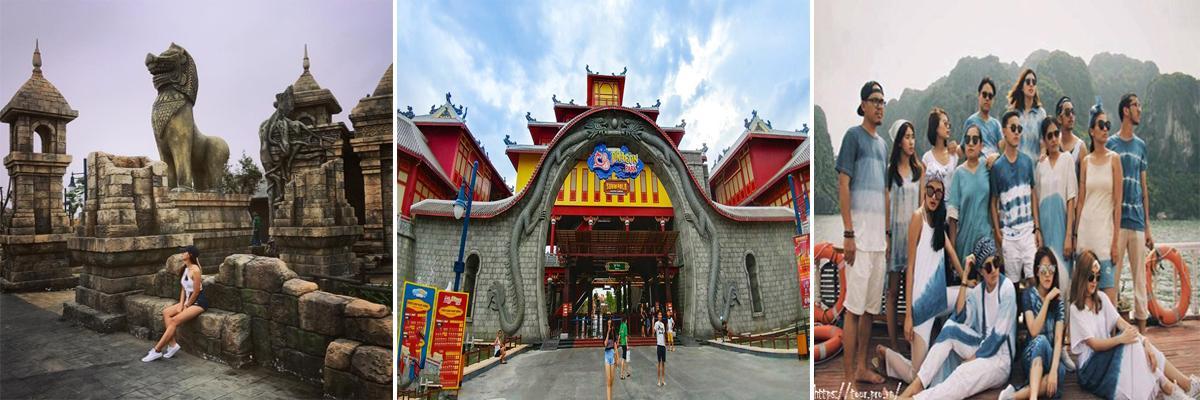 Hướng dẫn đi tour du lịch Hà Nam - Hạ Long, Quảng Ninh