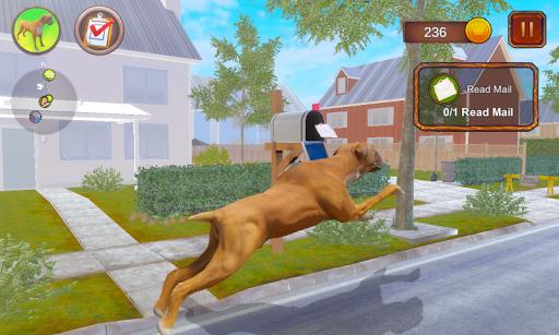 Boxer Dog Simulator apktram screenshots 3