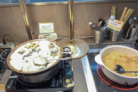 安納芋と米粉の甘酒味噌グラタン