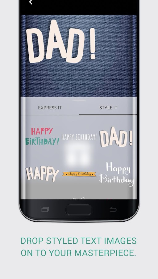 Crooti - Custom and Warm Greeting Cards- screenshot