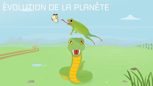 Télécharger Évolution de la planète : Mutation de Spores APK MOD (Astuce) screenshots 2