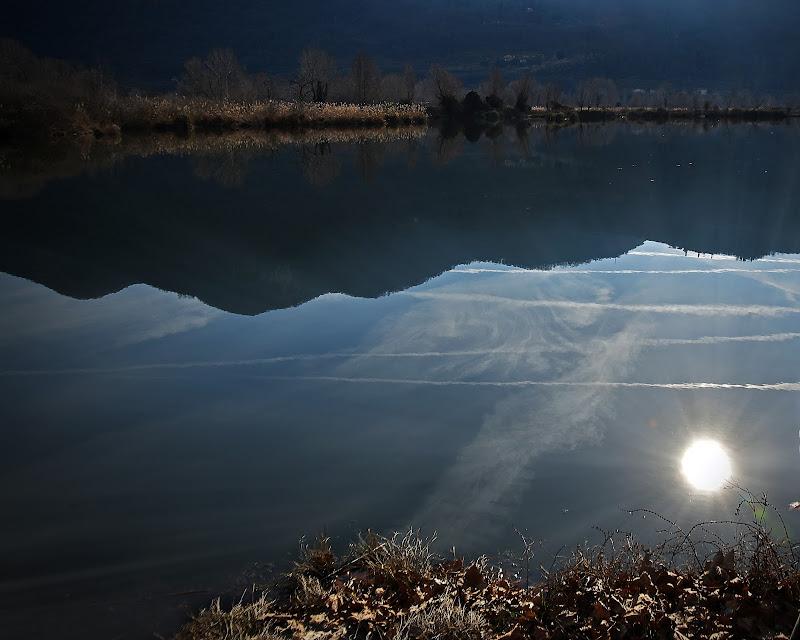 Il sole nell'acqua di utente cancellato