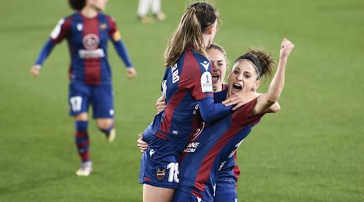 (3-1): Remontada del Levante contra el Logroño para jugar la final