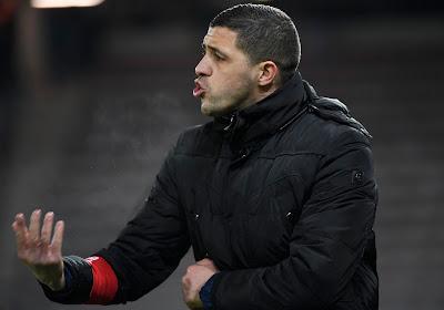 """Karim Belhocine est un coach heureux : """"Un plaisir de les voir se battre"""""""