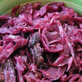 Rotkohl, German Braised Red Cabbage