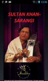 Ustad Sultan Khan - Sarangi- screenshot thumbnail