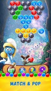 Smurfs Bubble Story- screenshot thumbnail