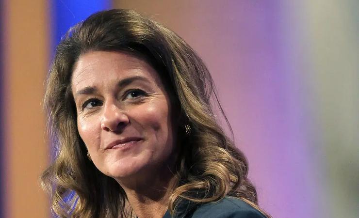 Melinda Gates now