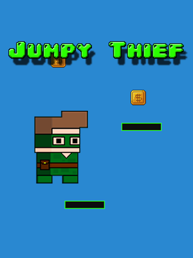 Jumpy Thief