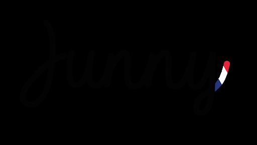 logo junny créatrice d'objets déco en béton coloré