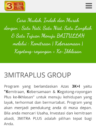 3Mitraplus - Paket Umrah  screenshots 7