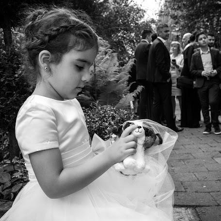 Wedding photographer Michael Van der graaf (vanderfotograaf). Photo of 09.01.2018