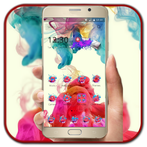 3D Color theme for Phone OS