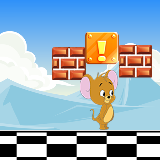 Jerry The Mouse Runner Amazing Adventure
