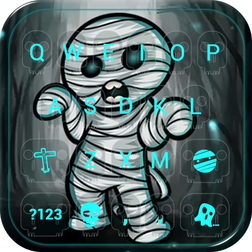 Mummy Wallpaper for Emoji Keyboard