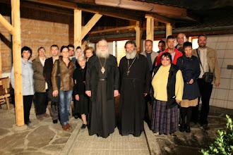Photo: Габрово, обща снимка след срещата, 22 октомври 2013 г.