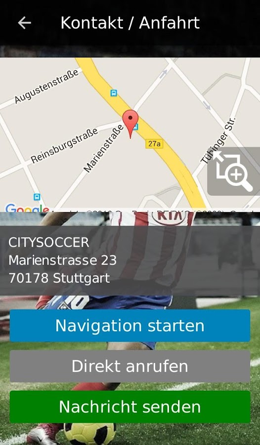 CITYSOCCER- screenshot