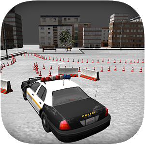Police Car Parking 3D for PC and MAC