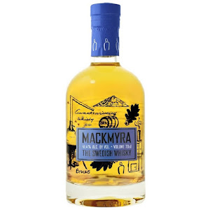 Mackmyra swedish wisky old Julhès