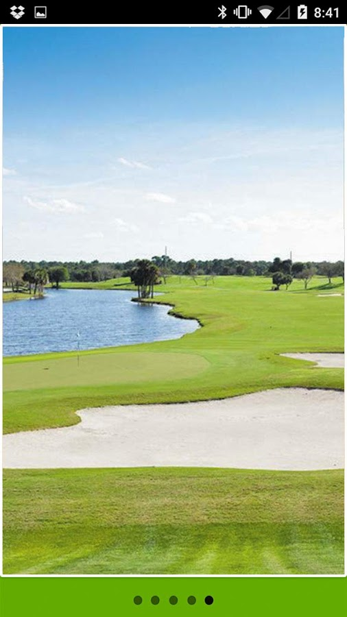 Abacoa Golf Club FLA- screenshot
