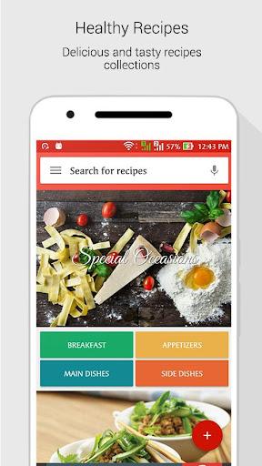 Healthy Recipes  screenshots 4