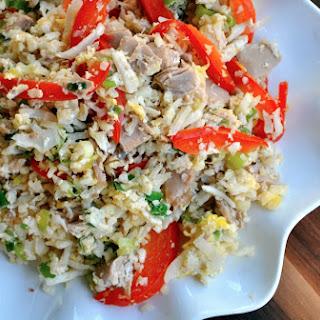 Tuna Stir Fried Rice Recipe