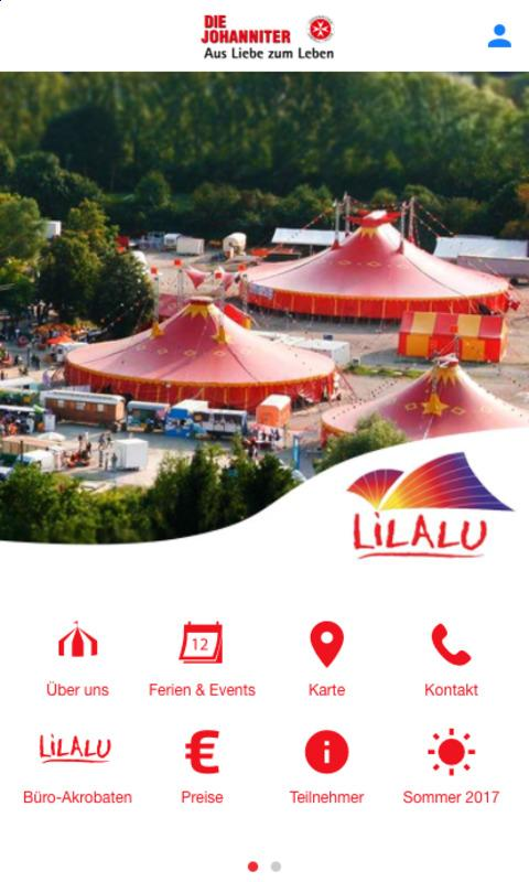 Lilalu- screenshot