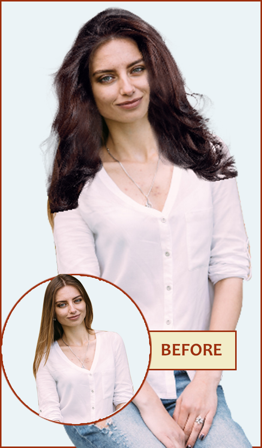 Hairstyle Changer best hairstyles for girls 2016 hair color changer in virtual beauty salon photo Hairstyle Changer For Women Screenshot