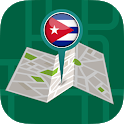 🛰️Offline Maps & Navigation by GPS: Cuba icon