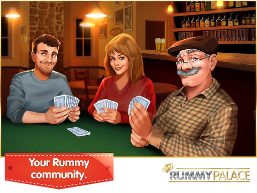 Rummy (Free, no Ads)  screenshots 1