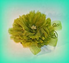 Photo: #Silkflower #handmade #flowersilk #цветыизшелка #цветыручнойработы #flower #silk