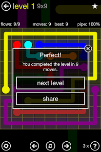 Flow Free apk screenshot