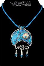 Photo: Half-Moon Pendant Лунниця – символ плодоріддя і благополуччя