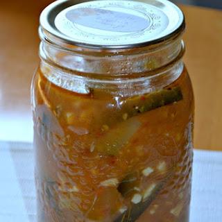 Canned Zucchini Thongs