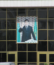 Photo: Day 160 - Turkmenbashi Picture