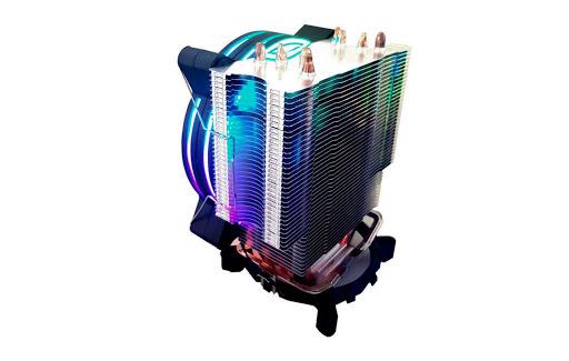 Quạt CPU Jetek JBCOOL-120RGB-3
