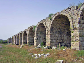Photo: Perge Stadium shops