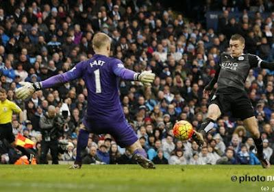 City humilié chez lui par Leicester