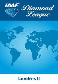 Diamond League. Londres 2