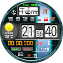Marine Watch Face For WatchMaker Users icon