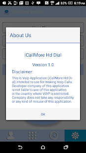 iCallMore HD Dial - náhled