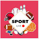 Live Streaming NFL NBA NCAAF NAAF MLB NHL And More image