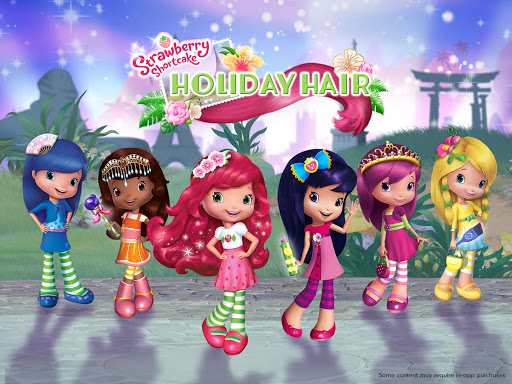 Strawberry Shortcake Holiday Hair 1.6 Screenshots 6