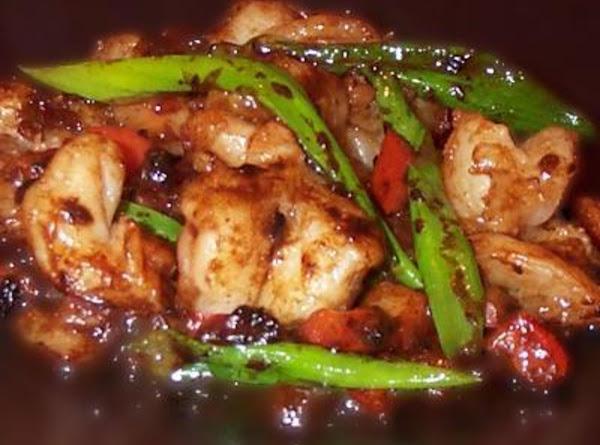Spicy Sweet Stir Fry Recipe
