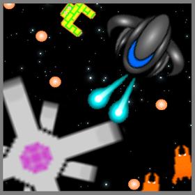 космическая война аркада