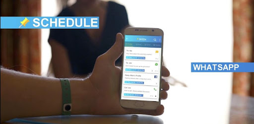 Skedit Scheduling App Schedule Whatsapp Sms Calls Apps