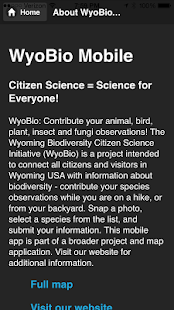 WyoBio- screenshot thumbnail