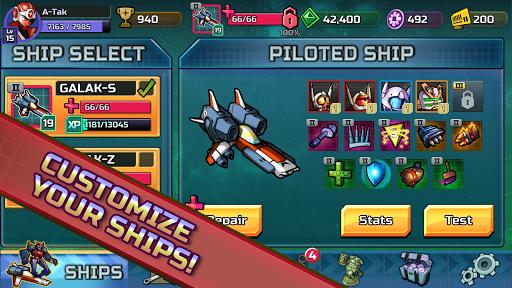 GALAK-Z: Variant Mobile  screenshots 4