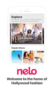 Nelo - The Hub of Hollywood Fashion- screenshot thumbnail